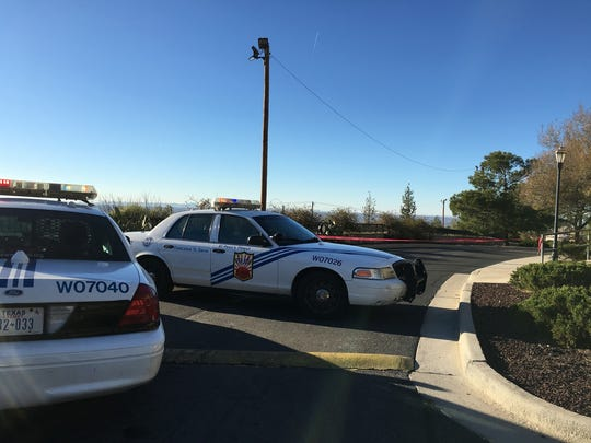 A 91-year old man allegedly shot and killed his 93-year old wife at Montevista at Coronado.