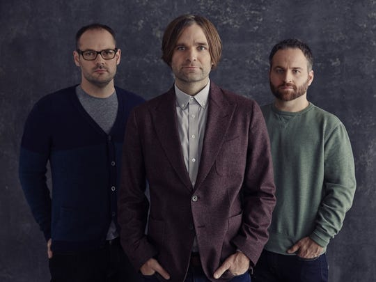 Death Cab for Cutie is one of four headliners at the