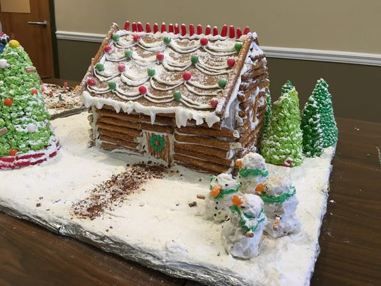 Gingerbread House Contest Workman Middle School