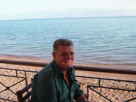 Stavros Varvouris, founder of the authentic Greek restaurant