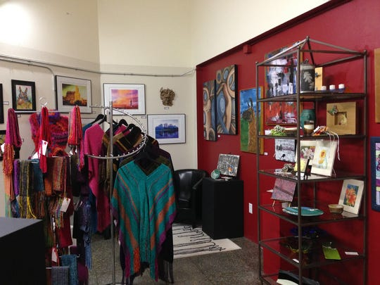 After four and a half years, Red Raven Gallery is closing. The final day of business will be Saturday, May 21.