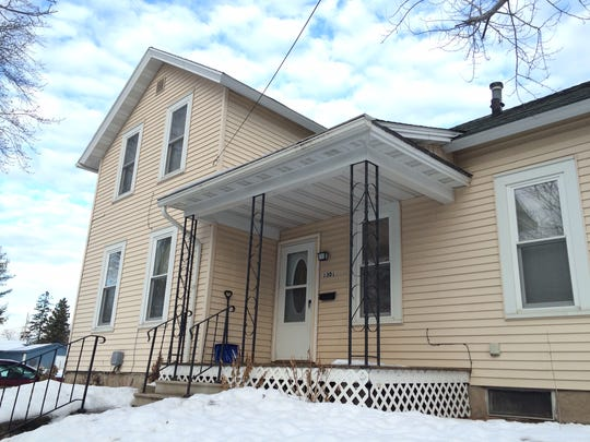 Gerilyn Ladwig's house on Short Street in Wausau could be surrounded by town homes. The city is currently seeking developers for the project.