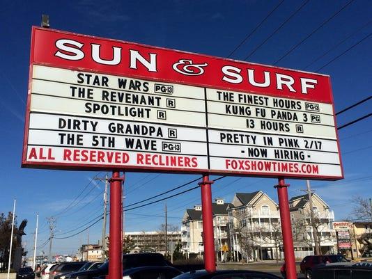 Sun & Surf in Ocean City