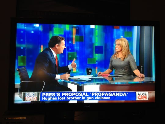Scottie Nell Hughes appeared on then CNN talk show