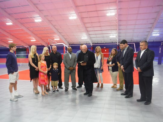 All Season Sports Academy opened on April 28 in South Plainfield.