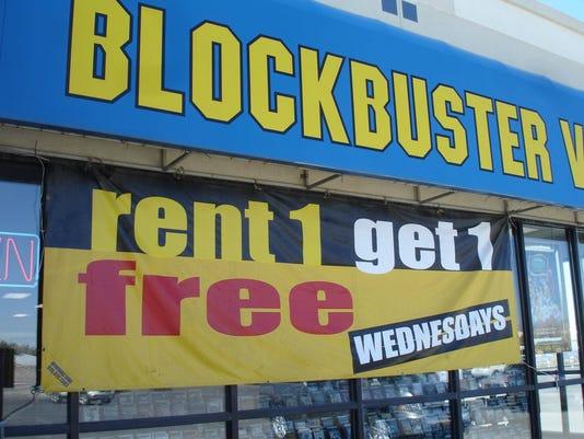 Blockbuster-El Paso