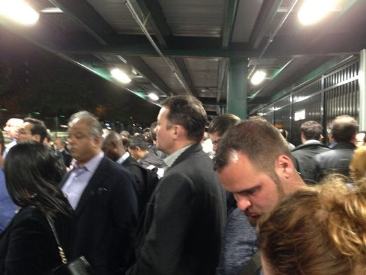 Metro-North delays