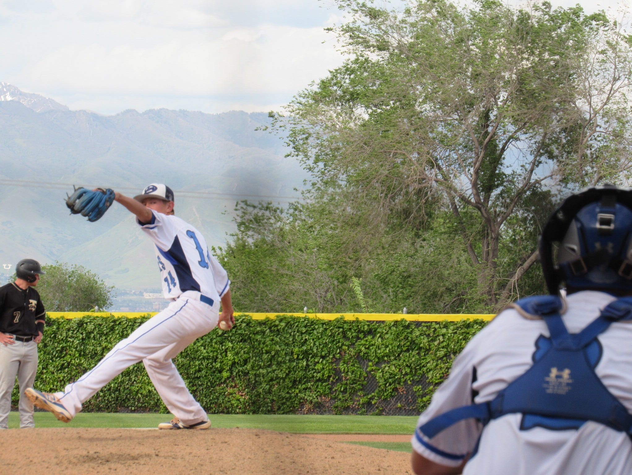 Dixie beat Desert Hills 8-5 in the 3A state playoffs
