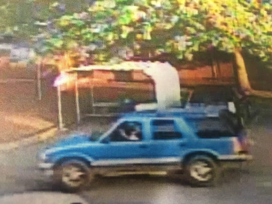Dallas police are seeking information on this vehicle in connection to a fraud investigation.