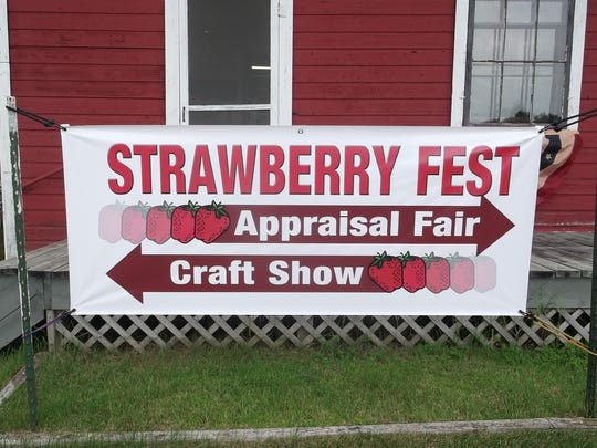 The Iola Historical Society will hold its 32nd annual Strawberry Fest on June 26, 2016  at the Historical Village on Depot St.