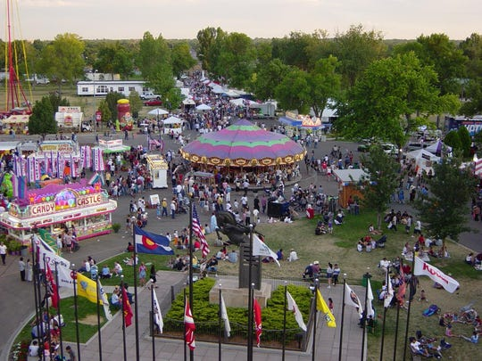 The 95th annual Greeley Stampede is set to take place June 23- July 4, 2016.