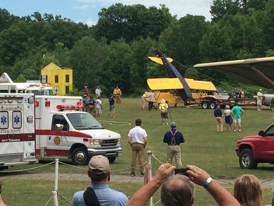 Aerodrome Emergency landing