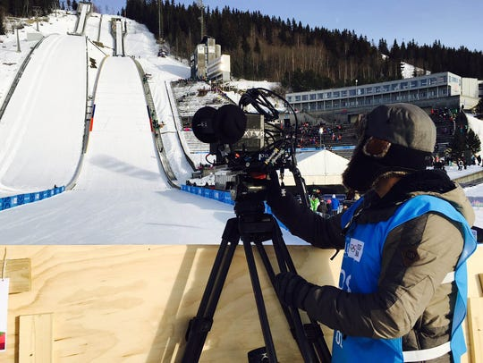 NextVR was on the scene of Youth Olympics in Norway