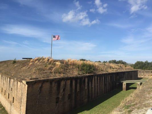 web - Fort Barrancas