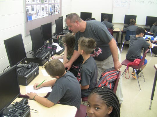 The Rahway STEM Summer Camp was held for three weeks