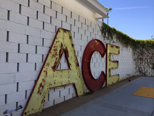The Ace Hotel & Swim Club in Palm Springs will hold