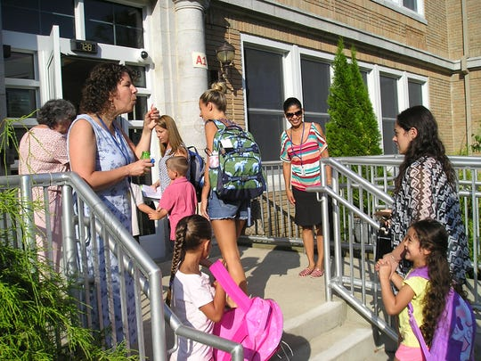 The Westfield Public Schools opened on Sept. 8 with