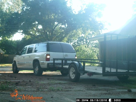 OPSO investigators believe this vehicle was used to