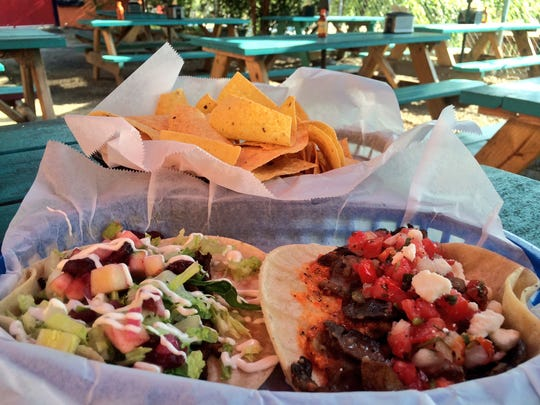 White Duck Taco is known for offering tacos that are creative and affordable.