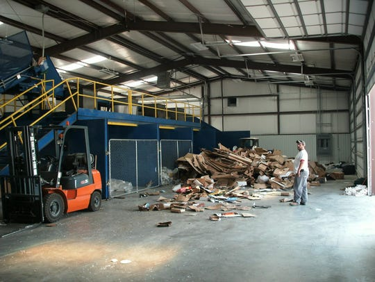 Carlsbad's Rainbow Recycling will no longer be available