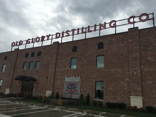 Old Glory Distilling Co. beckons to the Interstate