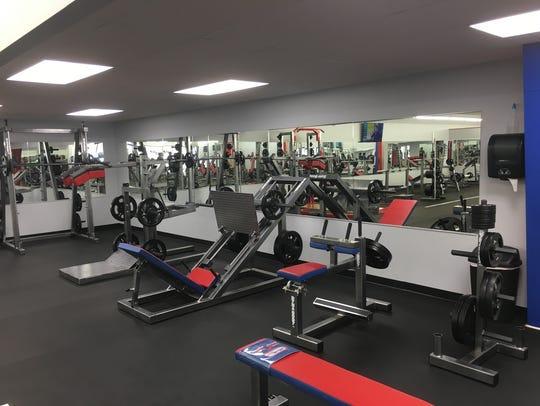 A look inside Fit Shop 24/7