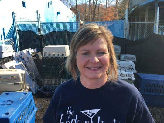 Lory Souders operated The Barker Lounge and Pets Without Parents, a nonprofit animal shelter in Sevier County.