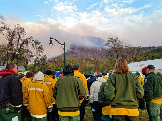 BMN 011217 Fire fundraiser