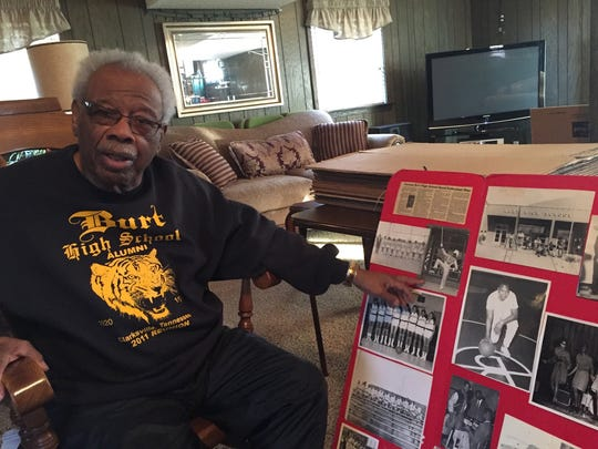 Joseph Roberts taught at Burt High School during the transition into desegregated schools. He took thousands of pictures during his career before Burt High was closed and became an elementary school.