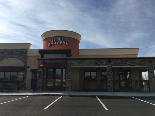 The newest location of El Bracero is at 112 Morris