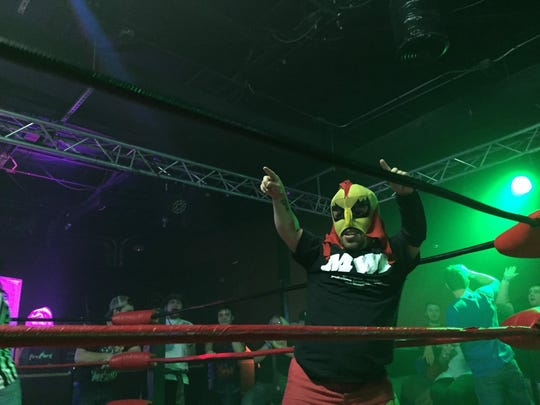 The House of Rock is hosting a Micro Wrestling event Thursday, which will benefit CASA of the Coastal Bend.