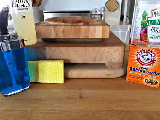 Maintain Butcher Block Cutting Boards