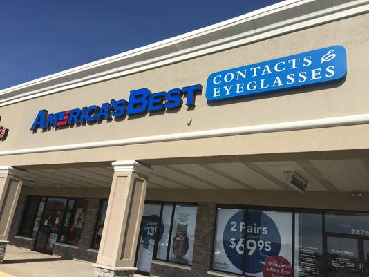 Americas Best Tire >> America S Best Contacts Eyeglasses Open In St B