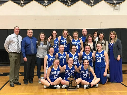 Croswell-Lexington wins 7th straight district title