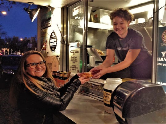 Food trucks will be out in full force in Haddonfield