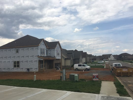 Residential construction contributes to the revalue of properties in Clarksville and Montgomery County. This is a big reappraisal year countywide.