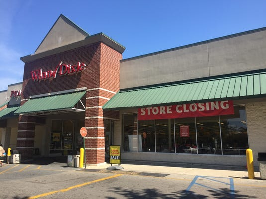 Winn Dixie closing