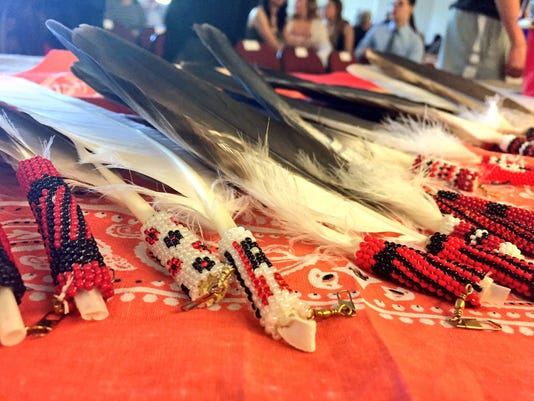PGEC Eagle Feathers
