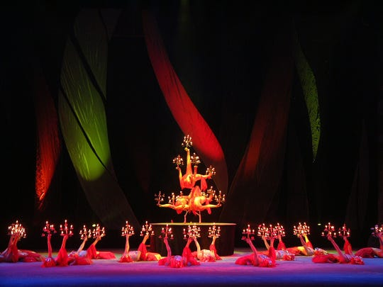The Martial Artists and Acrobats of Tianjin, China will take the stage at The Grand Oct. 27.