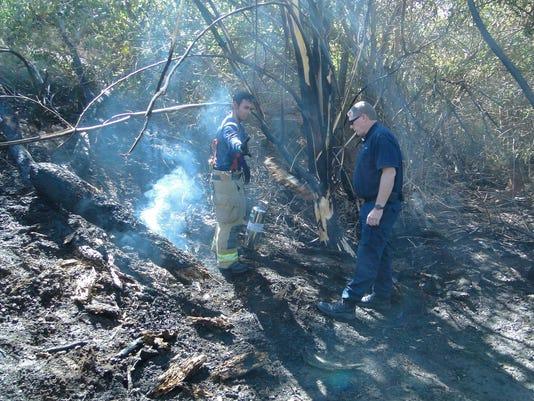 papago park fire arizona historical society
