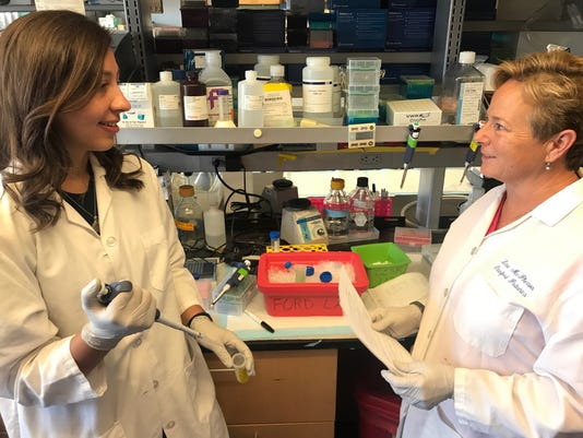 Dixie State students challenge cancer through Stanford
