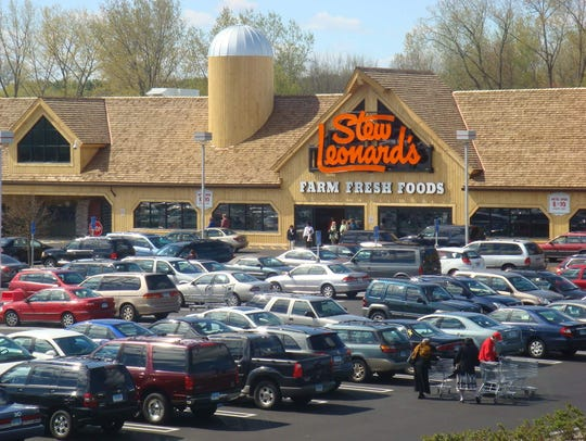 Stew Leonard's has six stores in Connecticut and New