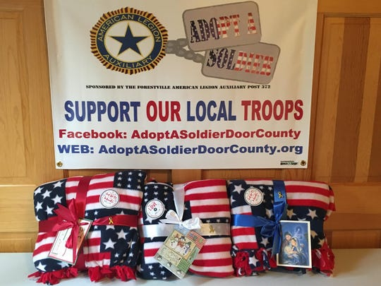 Adopt-a-Soldier Door County