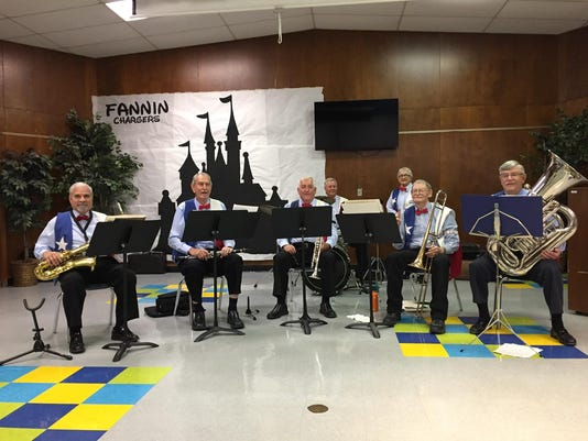 Armadillo Republic Jazz Band