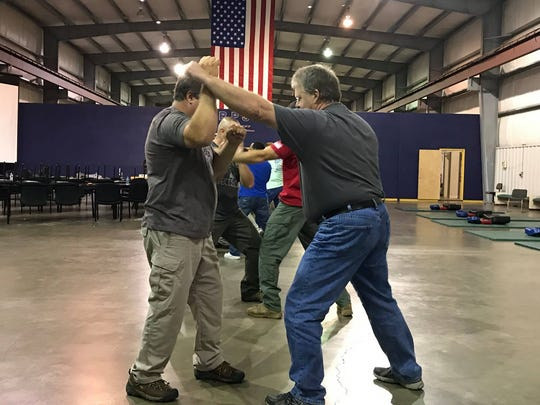 School resource officers in Rapides Parish attend two weeks of training each summer. Before working in schools, they also complete a program developed by the Louisiana Commission on Law Enforcement and Administration of Criminal Justice.