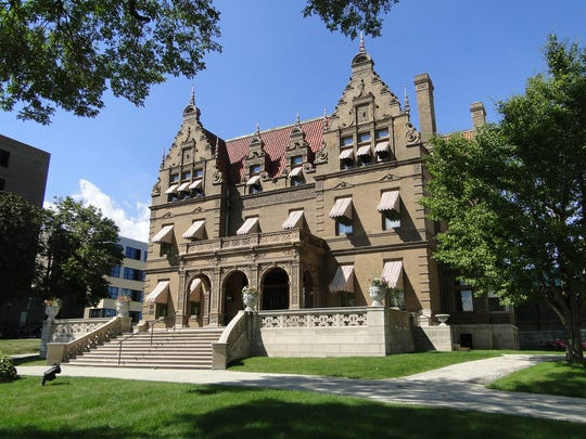 The Pabst Mansion hosts a Beer Baron's Bash (like a street party with local breweries and food trucks) on Sept. 28.