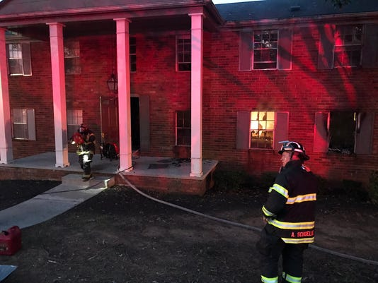 Fire at Cedar Lane apartment building