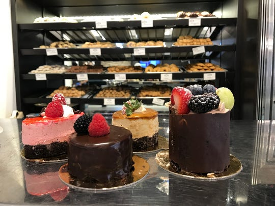 Mini desserts Palermo Bakery