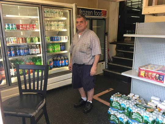 Eli Mizrahi is the president of the Dewey Avenue and Driving Park Merchants Association and owner of Dew-E-Sub. He said that he plans to start selling groceries in his store to meet the demands of his neighborhood.