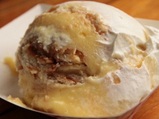Sweet P's banana pudding is a classic recipe that will